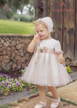 Girl Tulle Dress  3012